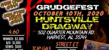Unleash the Beast GrudgeFest at Huntsville Dragway