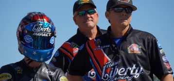 Team Liberty Racing Heads to NHRA Brainerd Nationals