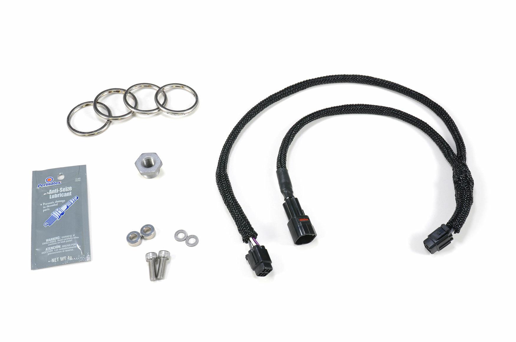 Suzuki Hayabusa Gen 2 to Gen 3 Full Exhaust Adapter Kit