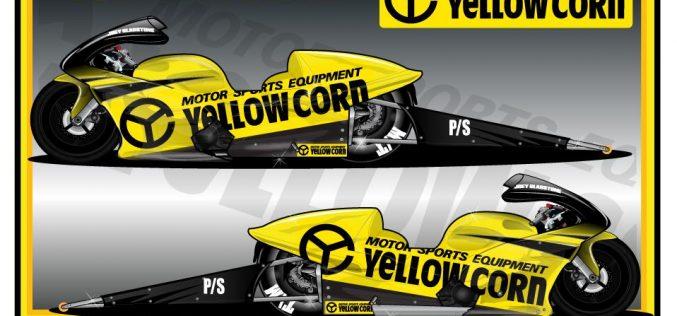 Yellow Corn Announces 2018 Sponsorship with Joey Gladstone