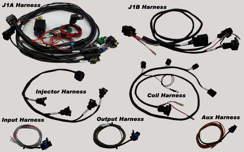 MPS Racing: Holley Terminated Harnesses 10% Off | Dragbike com