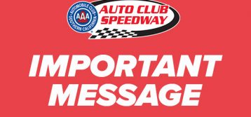 Auto Club Dragway Closes for the Remainder of 2020