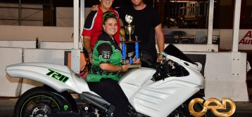 RMR Summit ET Motorcycle Series : Results from Race 11