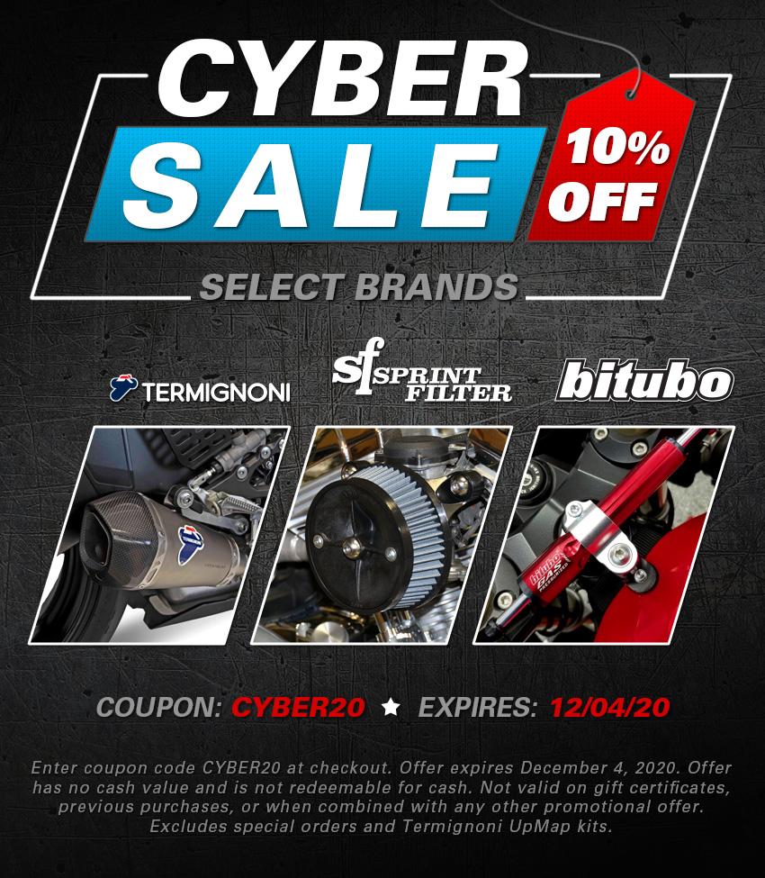 Brock's Performance 2020 Cyber Sale