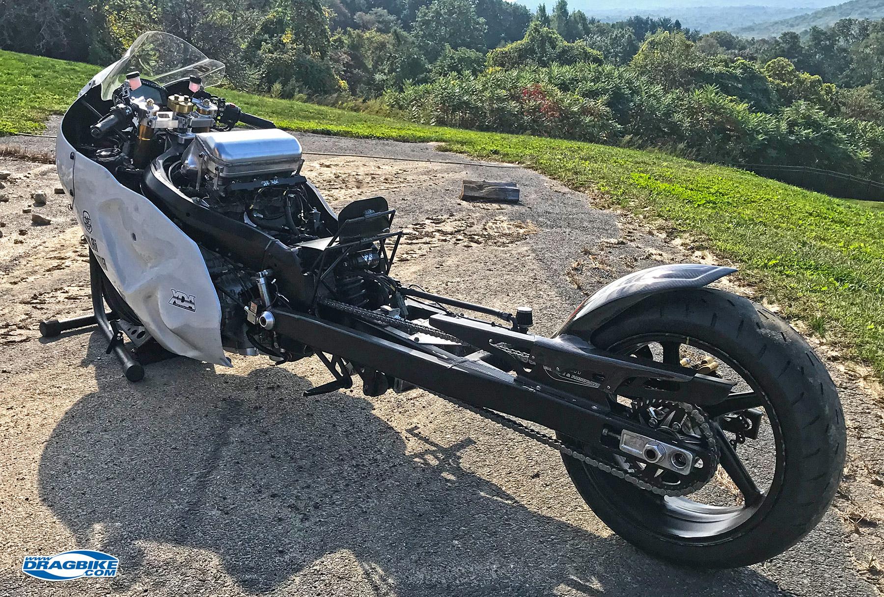 Dailai Lama Williford Racing Grudge Bike