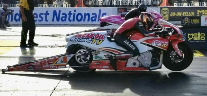 Hector Arana Jr. anxious to get back on track at AAA Texas NHRA Fallnationals