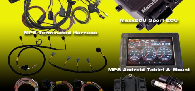 MPS Racing: MaxxECU Sport Motorcycle Kit Special