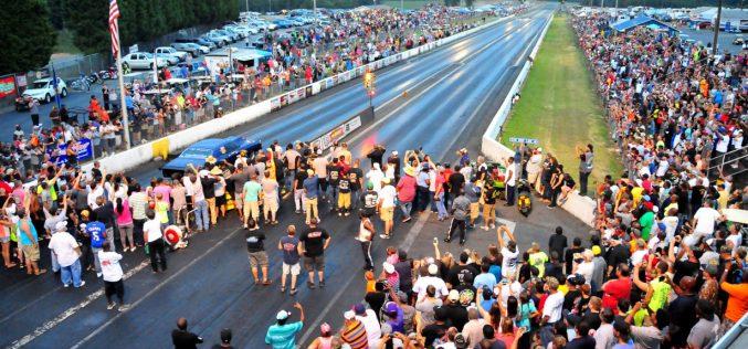 NHRA: Carolina Dragway and Piedmont Dragway Join NHRA