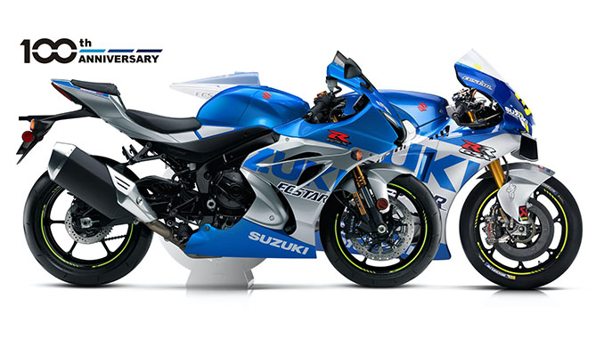 Suzuki Announces New and Returning 2021 Models