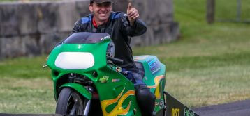 ANDRA: Former Champ Ready To Challenge For Comp Bike Honours
