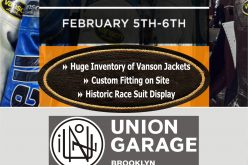 Vanson will be in Brooklyn at Union Garage this Weekend