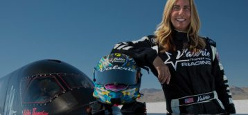Valerie Thompson Returns to Australia for New Land Speed Records