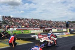Arana Racing is riding a learning curve into Gainesville eliminations