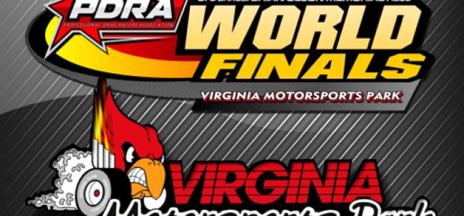 PDRA : World Finals Live Coverage from Virginia Motorsports Park