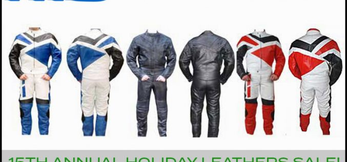 MPS Racing: Annual Drag Racing Leathers Sale – Only $299 of a Racing Suit