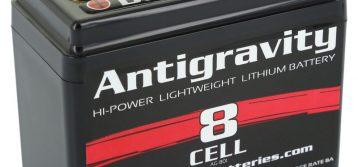 Schnitz Racing: Lightweight Lithium Race Batteries