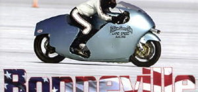 Marquette Couple sets Land Speed Records