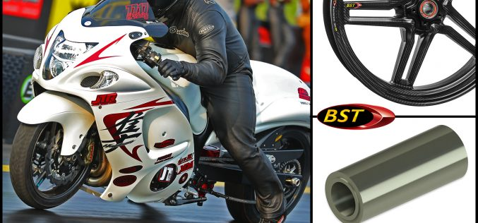 Brock's Performance: Tungsten Sleeve Spacer for BST Front Wheel