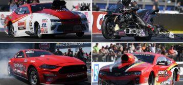 NHRA: Revised Top Fuel Harley Schedule