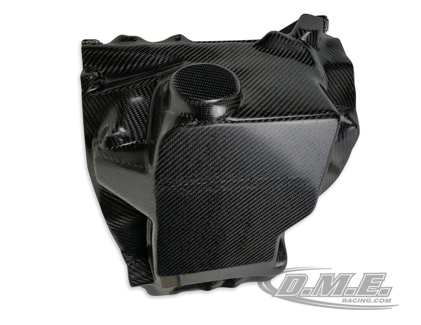 DME Racing Lower Engine Restraint - Carbon Fiber | Engine Diaper