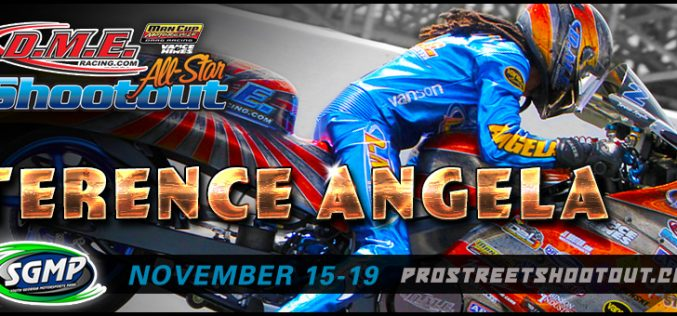 Man Cup : DME Racing All-Star Pro Street Shootout Roll Call