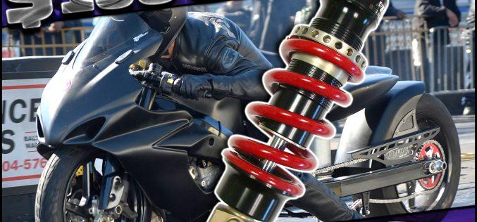DME Racing : $100 OFF Penske Double Adjustable Shock
