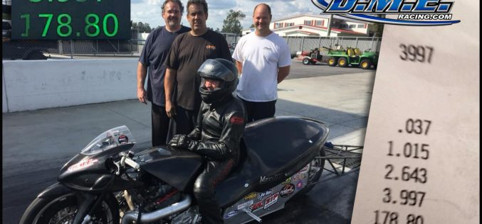 PDRA: Turbos Outlawed and PXM Renamed Pro Nitrous Motorcycle