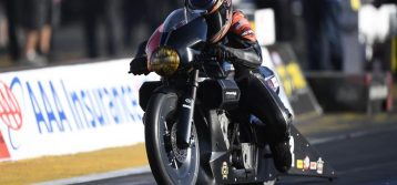Krawiec on the cusp of fourth Pro Stock Motorcycle Championship