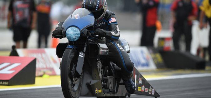 NHRA: Pro Stock Motorcycle Results from Brainerd