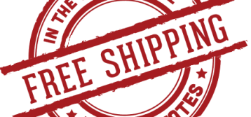 Schnitz Racing: Free Shipping!