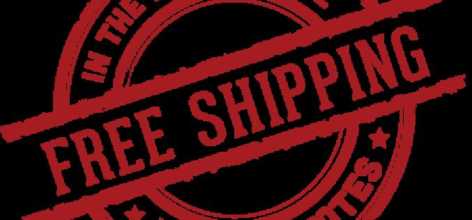 Schnitz Racing: Free Shipping!