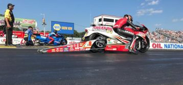 Lucas Oil Racing TV's Hector Arana Jr. hopes to heal wounds in 'hometown' of Indy