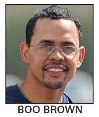 Boo Brown
