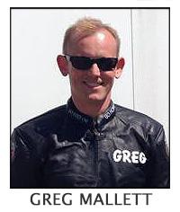 Greg Mallett