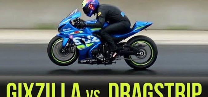 2017 Suzuki GSX-R1000 | Episode 10 / Part 1 – Gixzilla vs. Drag Strip