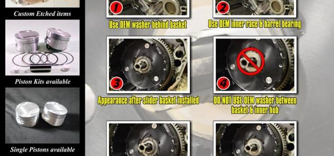 MTC Tech Tip: Installing a Slider 3 Pice Bearing Correctly