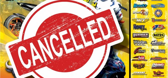 XDA: PFR Spring Nationals on Apr 24-26 has been Canceled