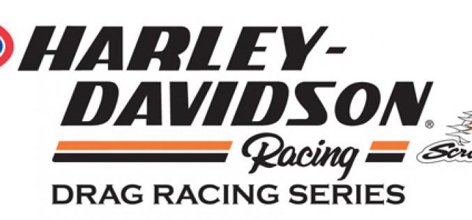 HarleyDavidson Drag Racing