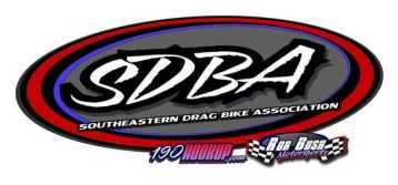 SDBA 2020 Motorcycle Drag Racing Schedule