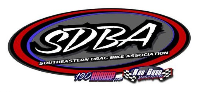 SDBA 2020 Motorcycle Drag Racing Schedule
