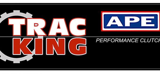 Man Cup: APE/Trac King Clutches Returns as 2018 Pro Street Sponsor