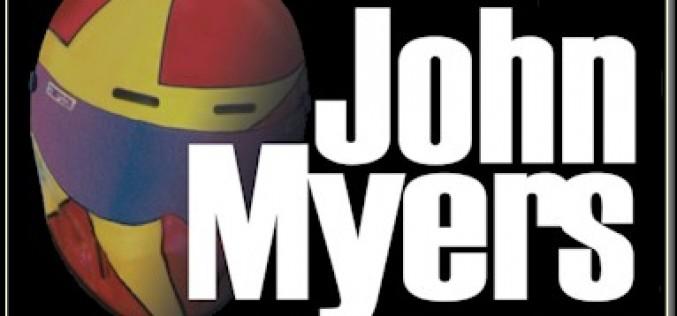 John Myers Passes : The Champion Rests