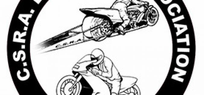 CSRA : 2017 Dragbike Schedule