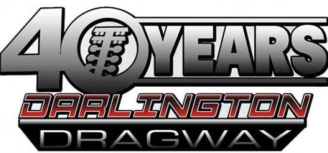 Darlington Dragway : 40 Years