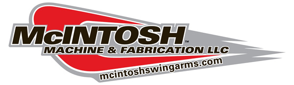McIntosh Machine and Fabrication Swingarms
