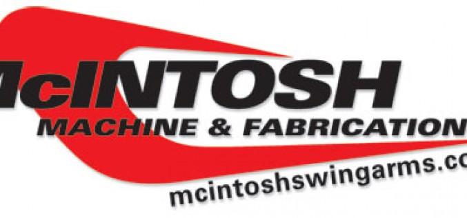 McIntosh Machine : Grudge Shifter and Rear Sets