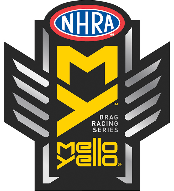 NHRA Mello Yellow drag racing series
