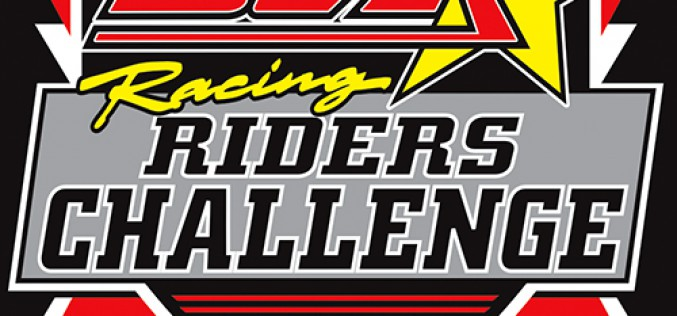 Star Racing Riders Challenge : Mike Harris