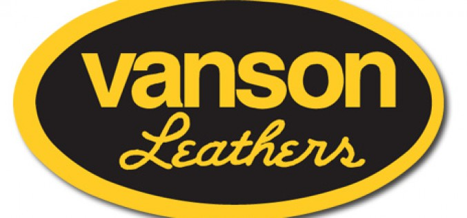 Bikes in the Valley Welcomes Vanson Leathers