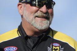 NHRA Chief Starter Mark Lyle passes